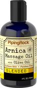 Aceite de árnica para masajes 4 fl oz (118 mL) Botella/Frasco
