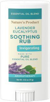 Aromatherapy Soothing Rub