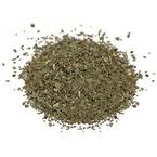Basilikumblatt, geschnitten u. gesiebt, (Bio) 1 lb (453,6 g) Beutel