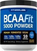 BCAAFit 5000 Powder, 5000 mg, 12 oz