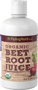 Organic Beet Root Juice 32 fl oz (946 mL) Bottle