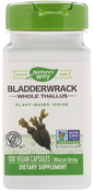 Bladderwrack 580 mg, 100 Vegetarian Capsules