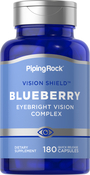 Blueberry Vision Supplement Complex 180 Coated Caplets