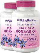 Borretschöl (GLA) 120 Softgele mit schneller Freisetzung