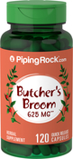 Butcher's Broom 625 mg Supplement 120 Capsules