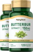 Butterbur Extract 75 mg 120 Capsules