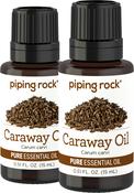 Buy Caraway Essential Oil 2 x 1/2 oz (15 ml)