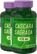 Cascara sagrada  120 Kapseln mit schneller Freisetzung
