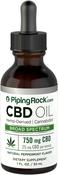 大麻二酚油 1 fl oz (30 mL) 滴管瓶