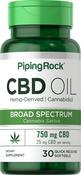 CBD Oil 25 mg, 30 Sg