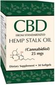 CBD-olie 30 Soft-gels