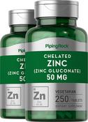 Chelatiertes Zink (Gluconat) 250 Tabletten
