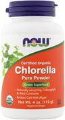 Serbuk Chlorella (Organik) 4 oz (113 g) Botol