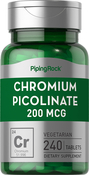 Picolinate de Chromium 240 Comprimés