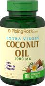 Buy Organic Extra Virgin Coconut Oil 1000 mg 100 Softgels