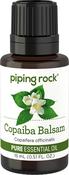 Copaiba-Balsam, reines ätherisches Öl (GC/MS Getestet) 1/2 fl oz (15 mL) Tropfflasche