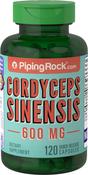 Buy Cordyceps Sinensis 600mg 120 Supplement Capsules