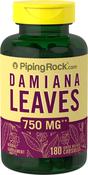 Feuilles de Damiana  180 Gélules à libération rapide