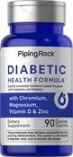 Diabetes-Formel 90 Überzogene Filmtabletten