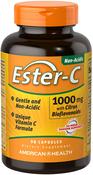 Ester C 1000mg Citrus Bioflavonoids 90 Capsules