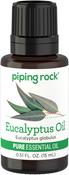 Aceite esencial de eucalipto, puro 1/2 fl oz (15 mL) Frasco con dosificador