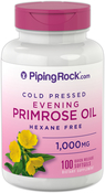 Evening Primrose Oil 1000mg 100 Softgels