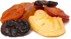 Fancy Mixed Dried Fruit 1 lb (454 g) Bag