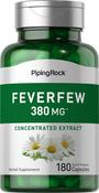 Feverfew Supplement 380 mg 2 Bottles x 180 Capsules