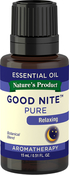 Good Nite Pure Essential Oil Blend (GC/MS Tested) 1/2 fl oz (15 mL) Bouteille