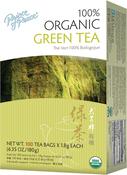 Grüner Tee (Bio) 100 Teebeutel
