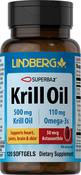 Krill-Öl 120 Weichkapseln