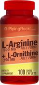 L-Arginin & Ornithin  100 Überzogene Filmtabletten