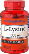 L-lisina (formato libre) 100 Comprimidos recubiertos