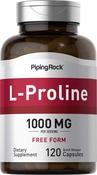 L-Proline 500mg 120 Capsules
