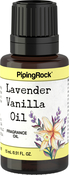 Geurolie lavendel-vanille (versie van Bath & Body Works) 1/2 fl oz (15 mL) Druppelfles