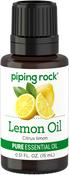 純檸檬香精油 1/2 fl oz (15 mL) 滴管瓶