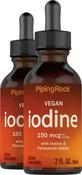 Liquid Iodine, 2 fl oz (59 mL) x 2 Bottles
