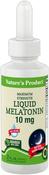 Melatonina liquida (ciliegia naturale) 2 fl oz (59 mL) Flacone contagocce