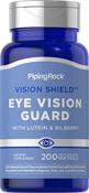 Protecteur de vision à la myrtille lutéine + Zéaxanthine 200 Capsules molles à libération rapide