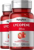 Lycopene 20mg 2 Bottles x 120 Softgels