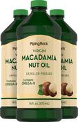 Macadamianussöl 16 fl oz (473 mL) Flaschen