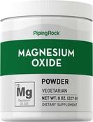 Magnéziumoxidpor 8 oz (227 g) Palack