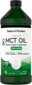 MCT-olie (middenketen triglyceriden) 16 fl oz (473 mL) Fles