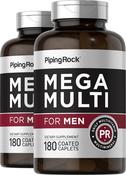 Multiple Méga pour homme 180 Petits comprimés enrobés