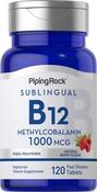 Metillcobalamin B-12 (sublingual) 120 Pastillas de rápida disolución