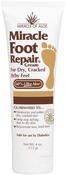 Miracle Foot Repair Cream 4 oz (113 g) Tube