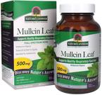 Mullein Capsules 500 mg (Gordolobo)