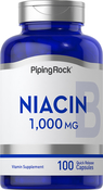 Niacine 100 Gélules à libération rapide