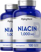 Niacin  100 Kapseln mit schneller Freisetzung