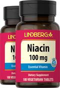 Niacin (B-3) 100 Vegetarische Tabletten